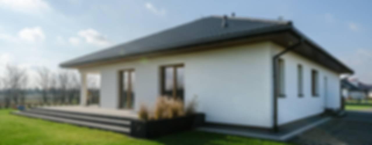 منزل بنغالي تنفيذ Biuro Projektów MTM Styl - domywstylu.pl