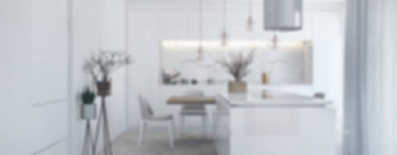 من DZINE & CO, Arquitectura e Design de Interiores حداثي