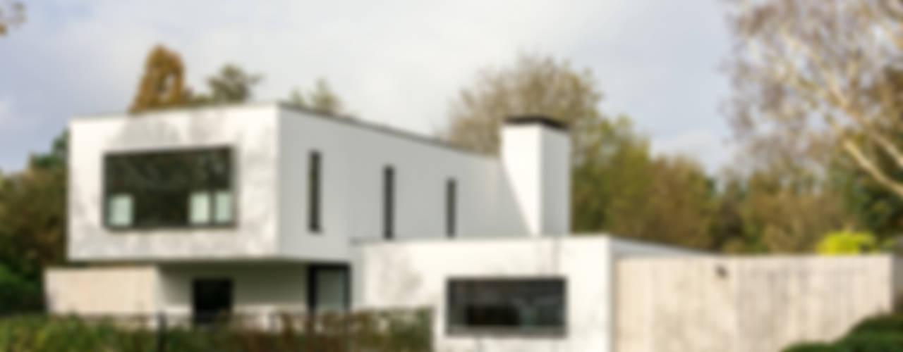 Moderne Häuser von Joep van Os Architectenbureau Modern