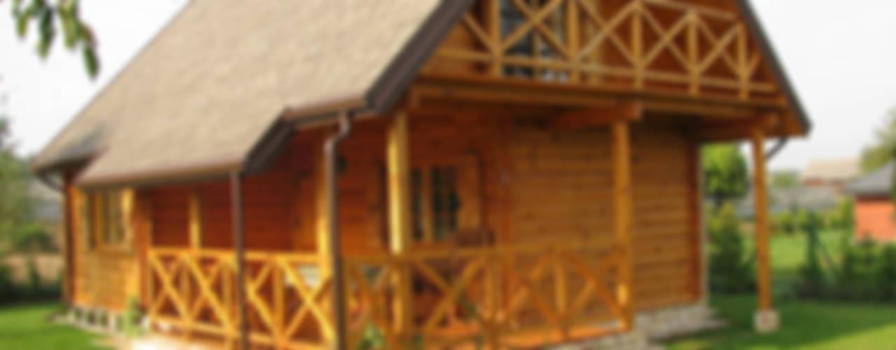 Landhäuser von Biuro Projektów MTM Styl - domywstylu.pl Landhaus