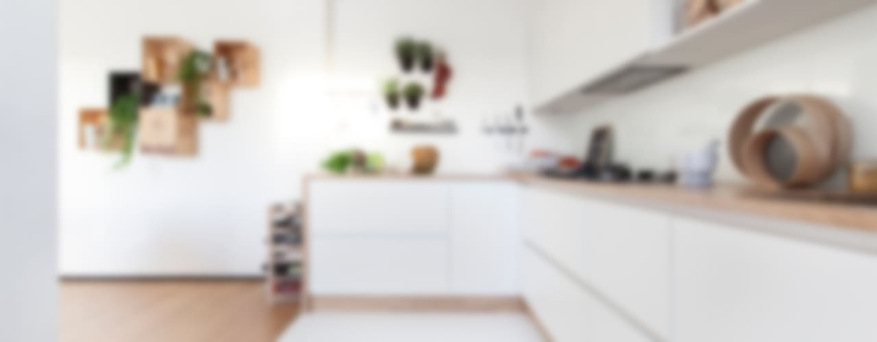 Cocinas de estilo minimalista de Didonè Comacchio Architects Minimalista