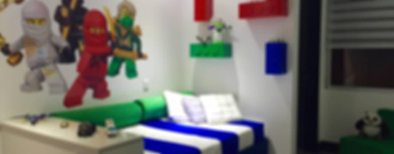 Habitaciones Infantiles Habitaciones para niños de estilo moderno de ea interiorismo Moderno
