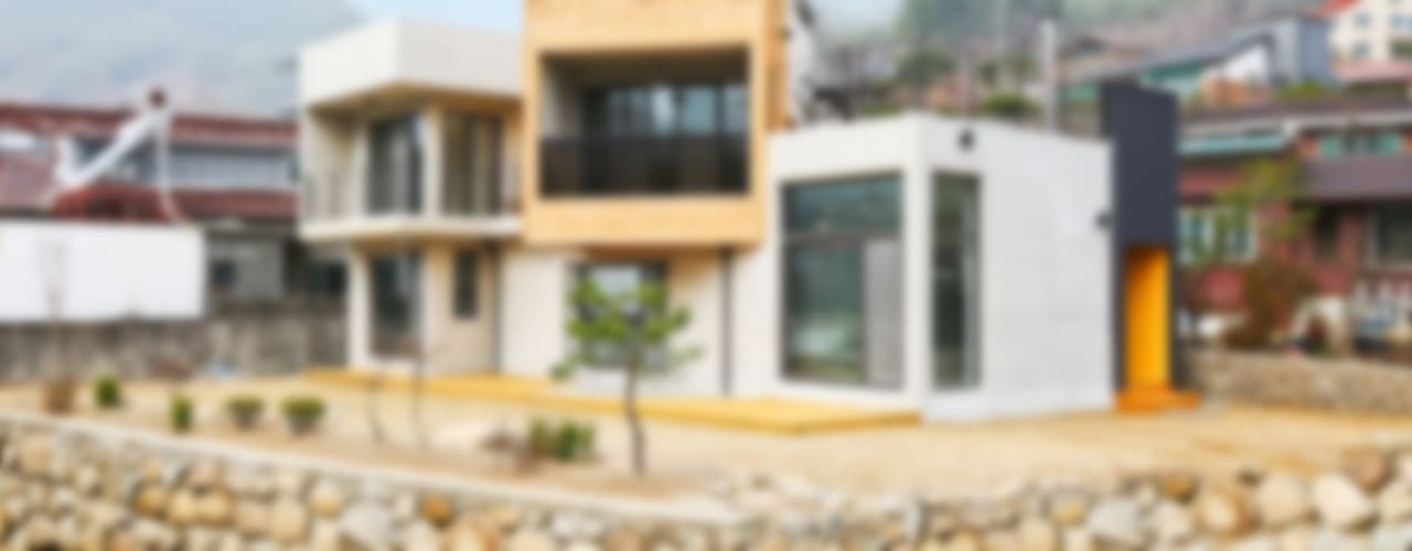 우리가족에게 전원주택이란, : 한글주택(주)의  주택,모던