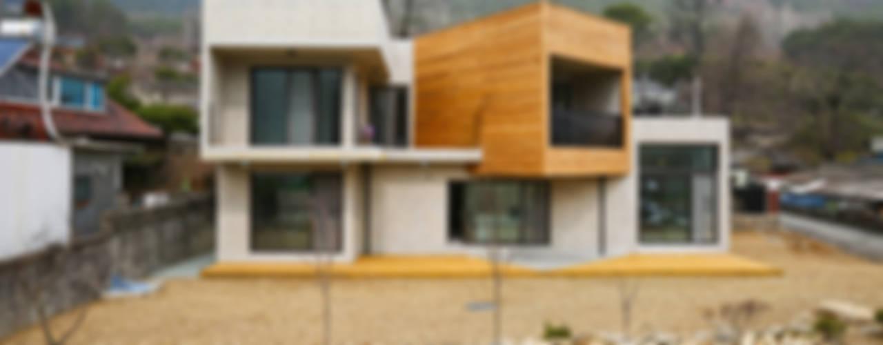 Häuser von 한글주택(주), Modern