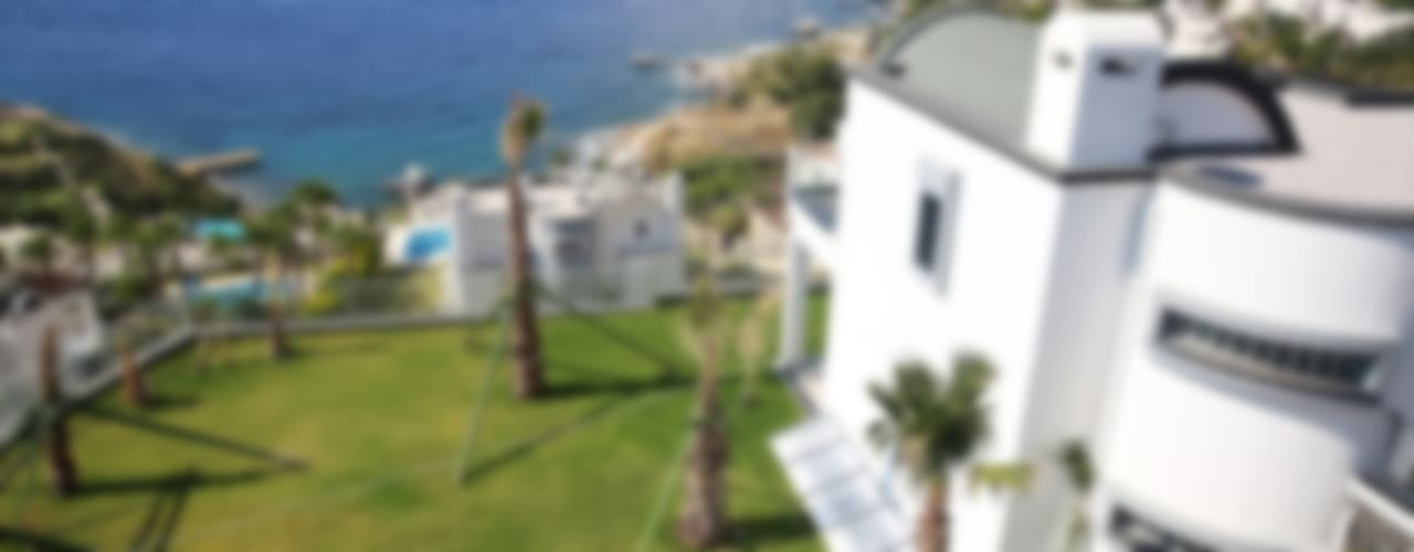Casas modernas de SAYTAS SABUNCUOGLU YAPI VE TIC.LTD.STI. Moderno