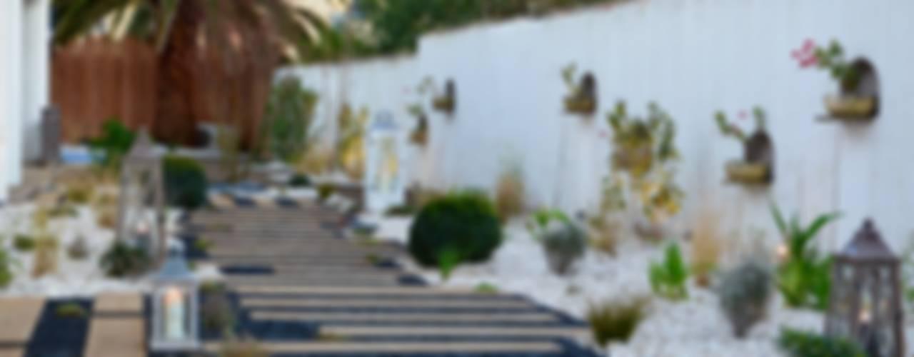 Jardines eclécticos de PATXI CASTRO Ecléctico