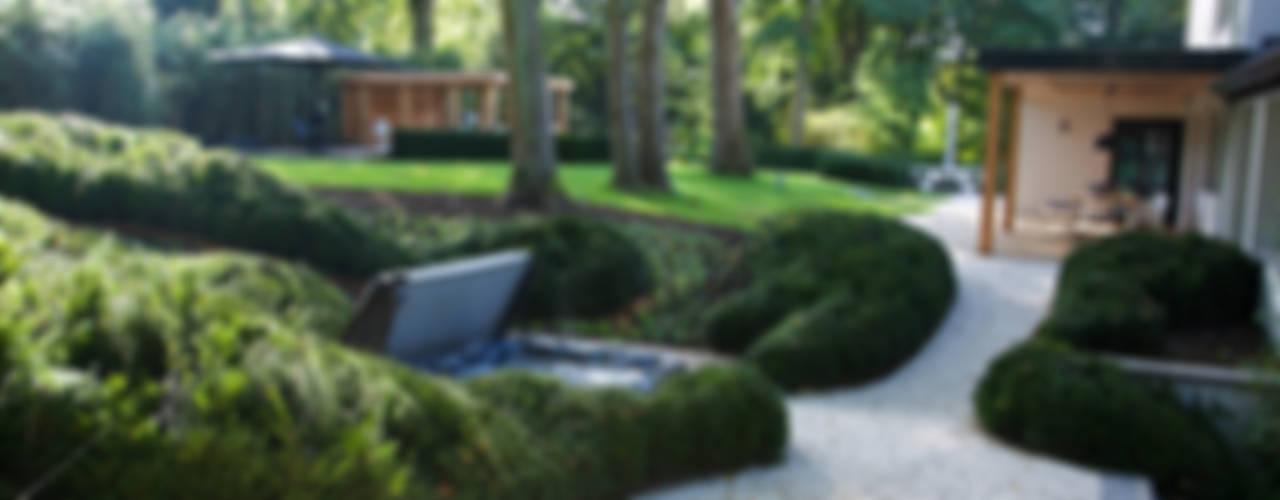 Jardin de style de style Moderne par Designa Interieur & Architectuur BNA