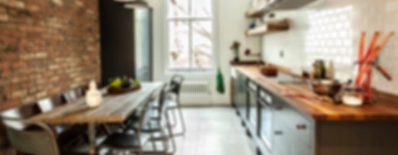 wohnideen moderne und alt, rustikal-modern: die schönsten wohnideen für dein zuhause, Design ideen