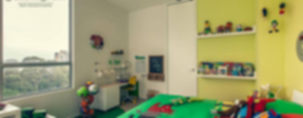 Habitacion Infantil :  de estilo  por Cristina Cortés Diseño y Decoración