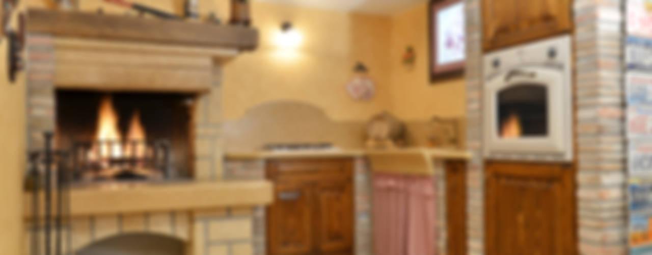 Cozinhas  por SALM Caminetti