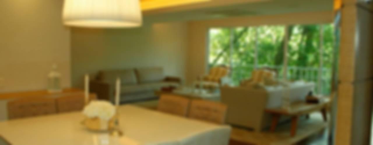 Scandinavian style living room by GEA Arquitetura Scandinavian