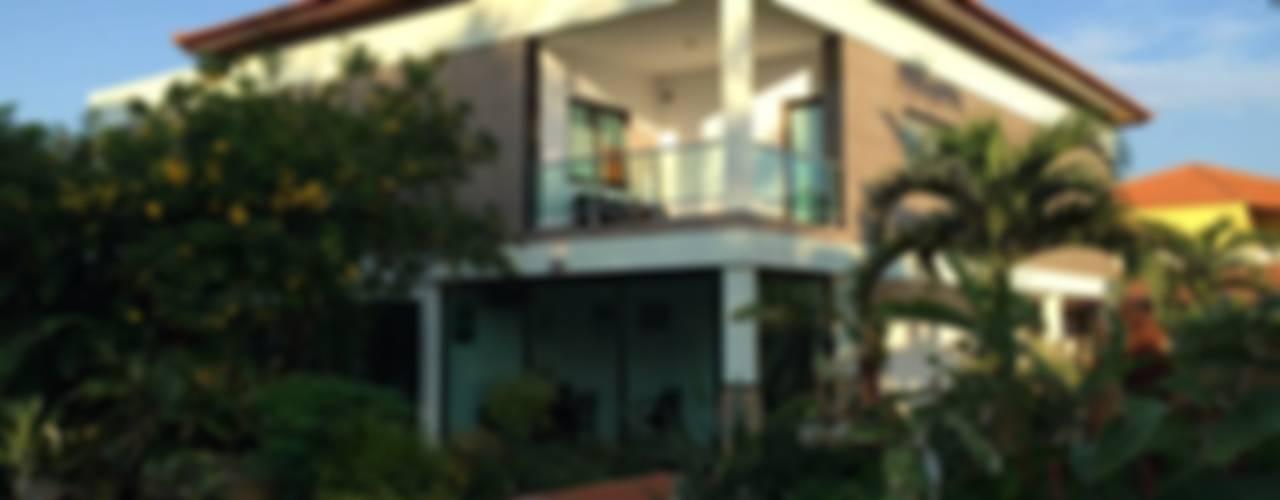 RESIDÊNCIA BENFICA Casas modernas por Arquitetos Brasil Moderno