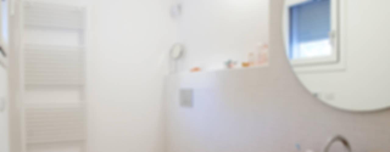 CasaAttiva 미니멀리스트 욕실