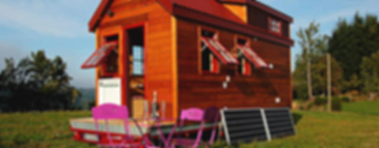 TINY HOUSE CONCEPT - BERARD FREDERIC:  tarz Evler,