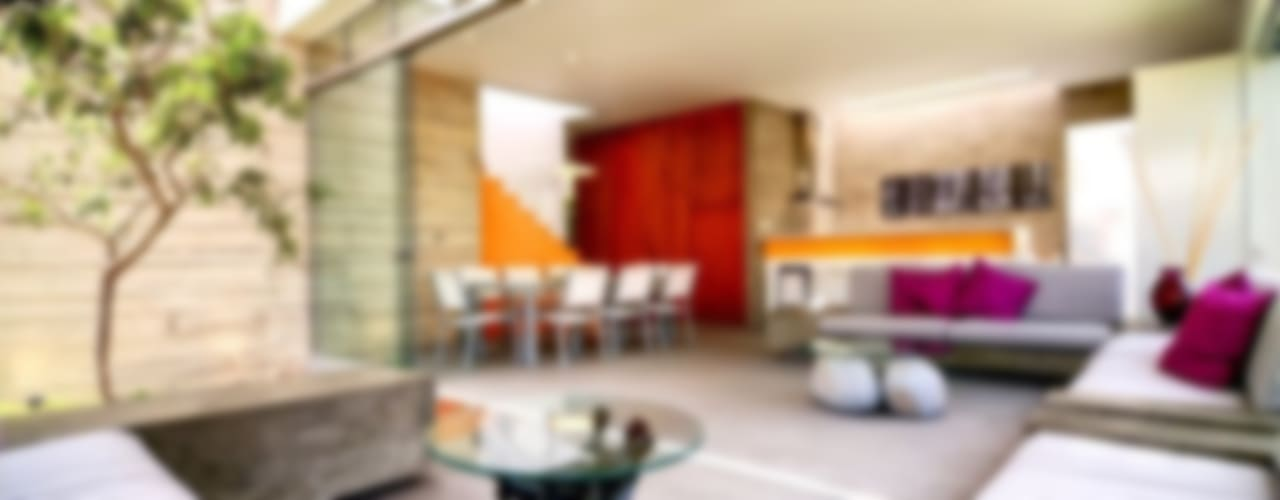 Salas / recibidores de estilo  por Martin Dulanto