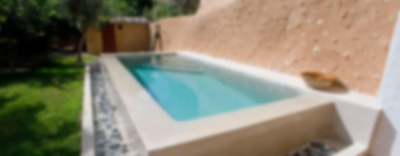 مسبح تنفيذ UNIC POOLS® > Piscinas Ligeras, ريفي
