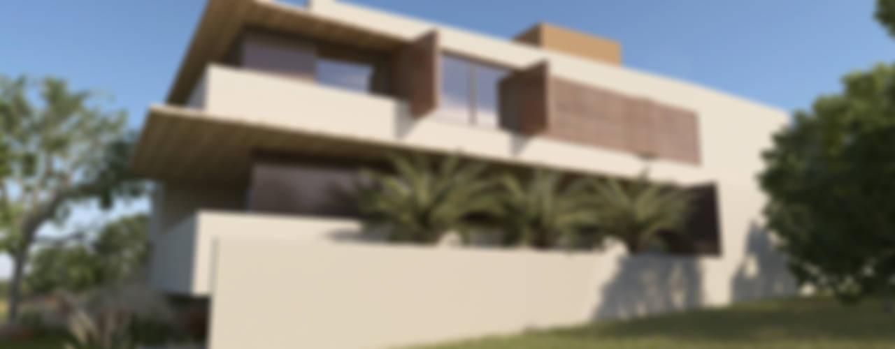 ADR HOUSE Casas modernas por STUDIO LUIZ VENEZIANO Moderno