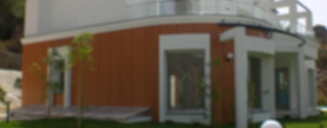 SAYTAS SABUNCUOGLU YAPI VE TIC.LTD.STI. – ON THE BEACH II / BODRUM:  tarz Evler