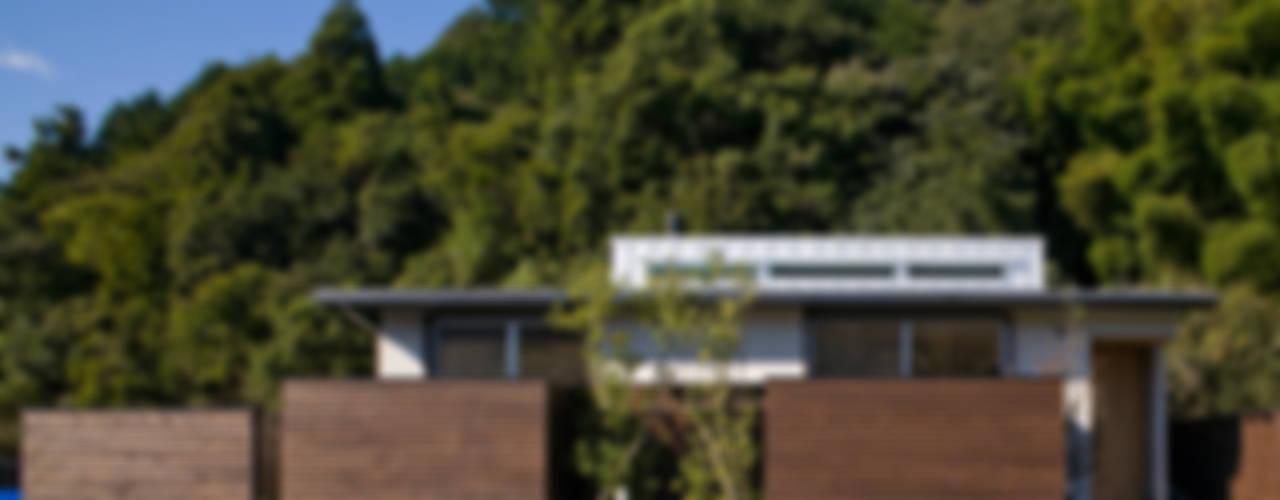 岩川アトリエ Casas modernas