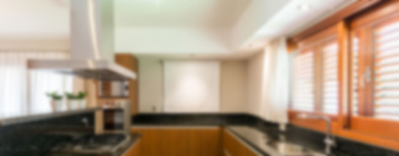 مطبخ تنفيذ KARLEN + CLEMENTE ARQUITECTOS