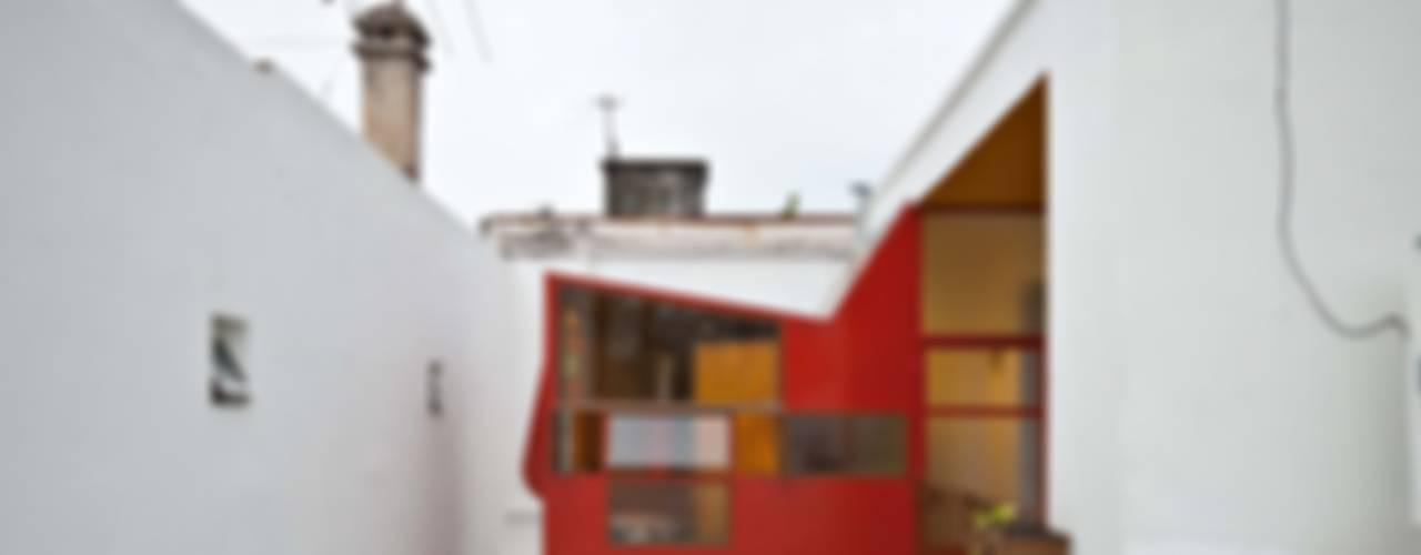 Pop Arq Casas industriais