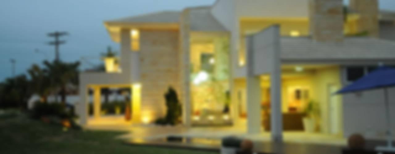 モダンな 家 の João Linck | Arquitetura モダン