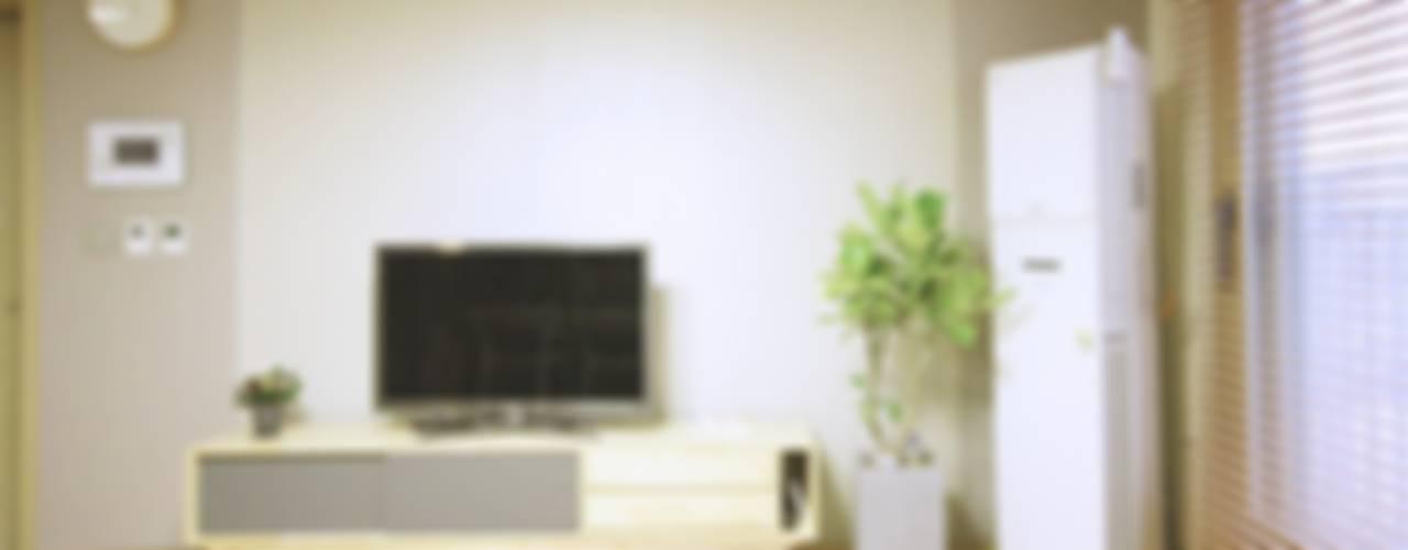 Living room by homelatte