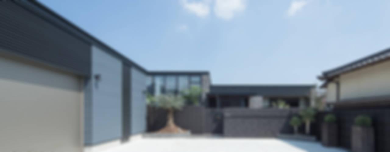 Casas modernas por 一級建築士事務所 馬場建築設計事務所 Moderno