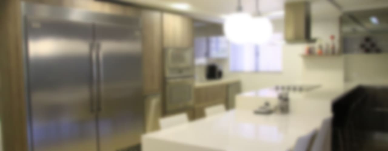 APTO PS: Cocinas de estilo  por JAVC ARQUITECTOS S.C