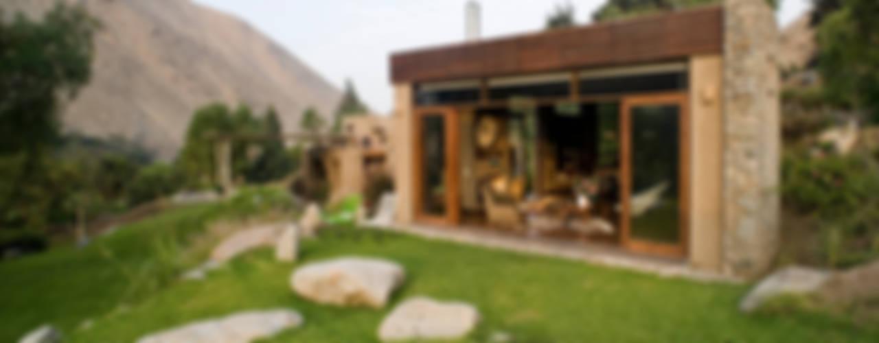 Casa Chontay Casas estilo moderno: ideas, arquitectura e imágenes de Marina Vella Arquitectura Moderno