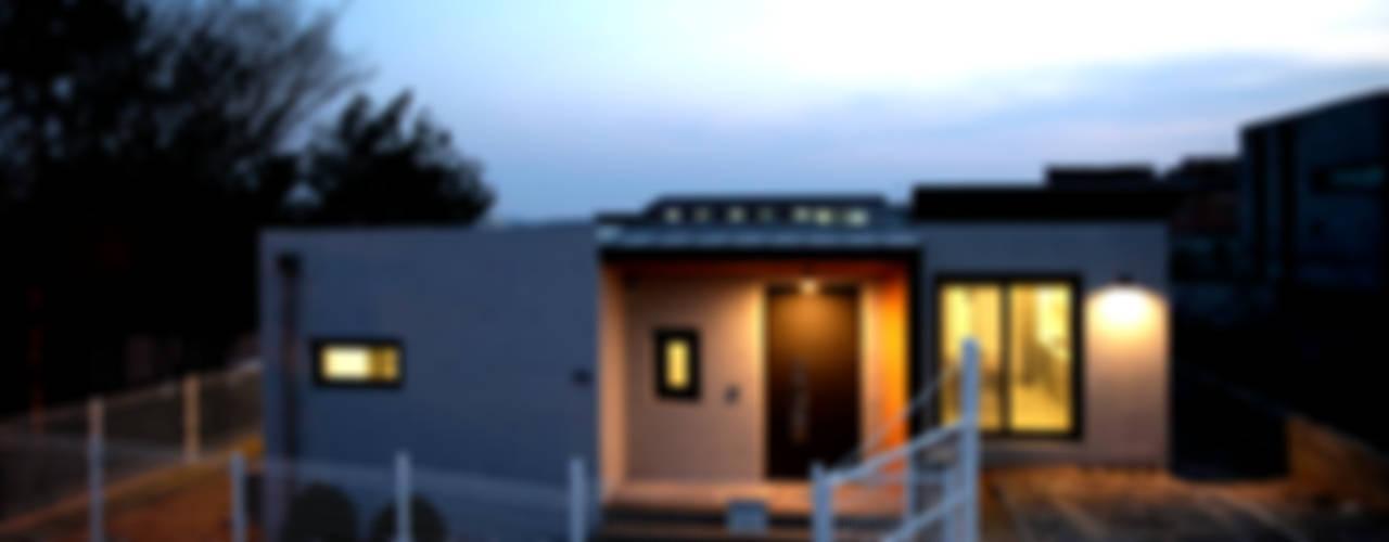 Modern houses by 한글주택(주) Modern