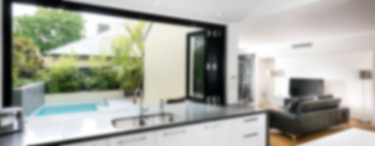 Applecross Renovation Moda Interiors Modern kitchen