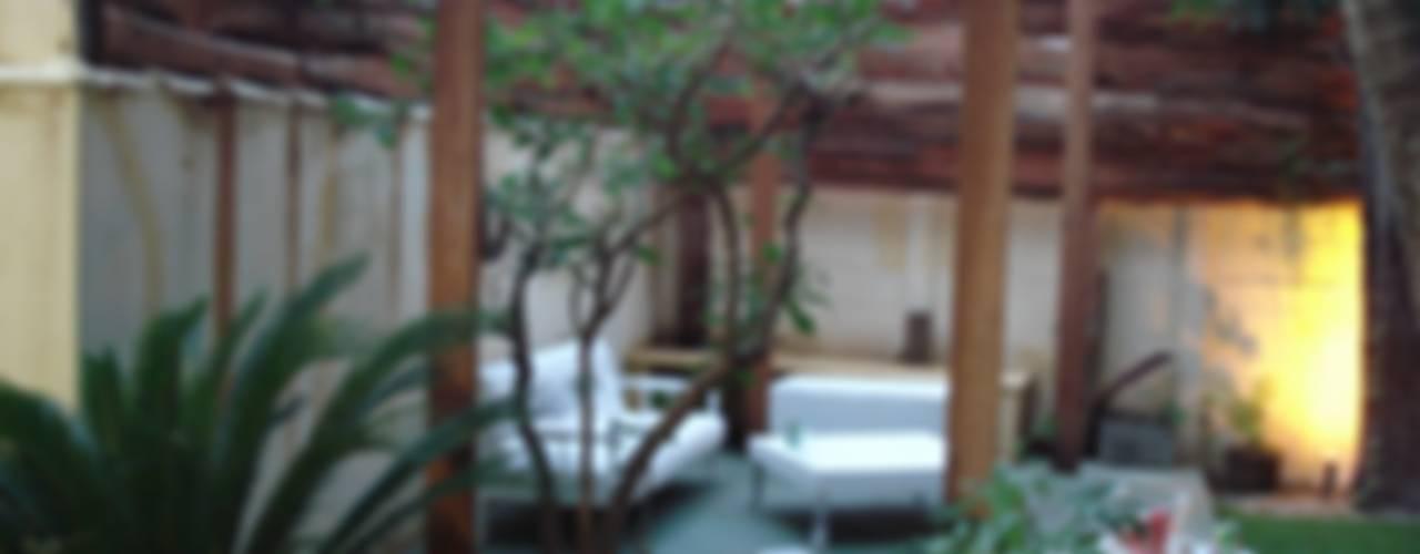 Rustic style garden by AnnitaBunita.com Rustic