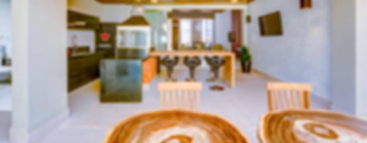 Residência T.C Cozinhas modernas por Zani.arquitetura Moderno