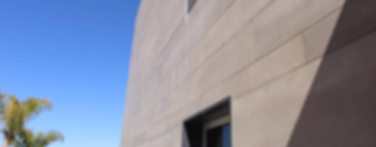 VIROC KOMPOZİT ÇİMENTO CEPHE PANELLERİ Modern Evler SARGRUP İNŞAAT VE ENERJİ LTD.ŞTİ. Modern