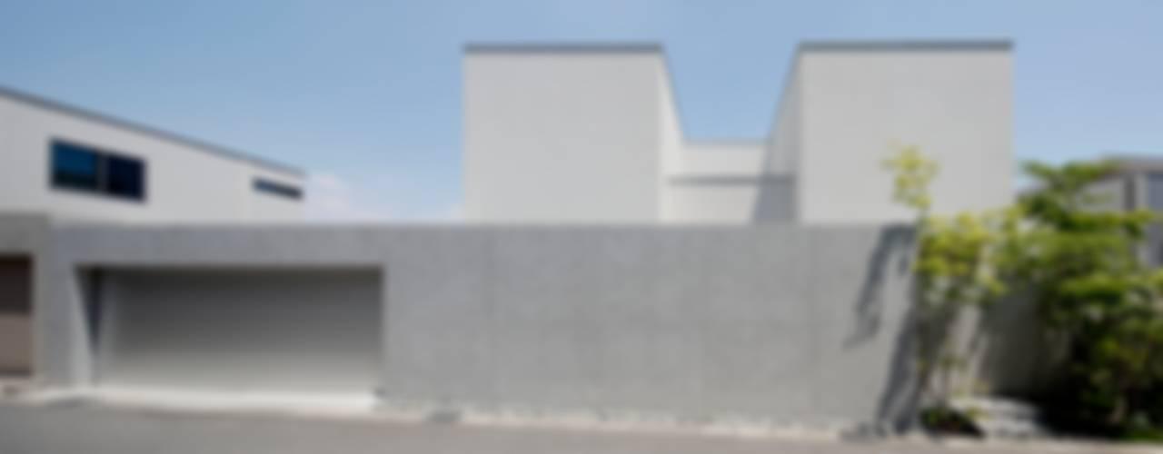 布石の家 モダンな 家 の SQOOL一級建築士事務所 モダン
