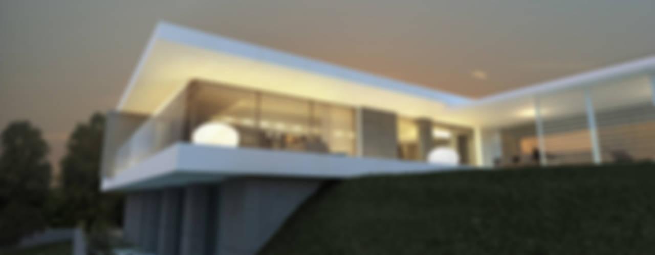 モダンな 家 の ARRIVETZ & BELLE モダン