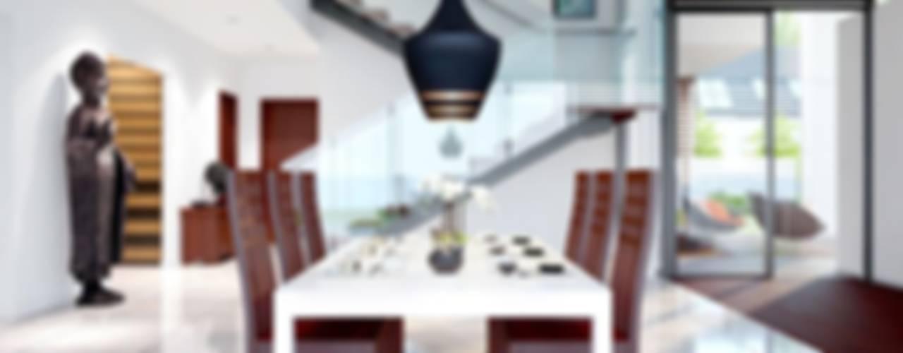 Comedores modernos de LK&Projekt GmbH Moderno