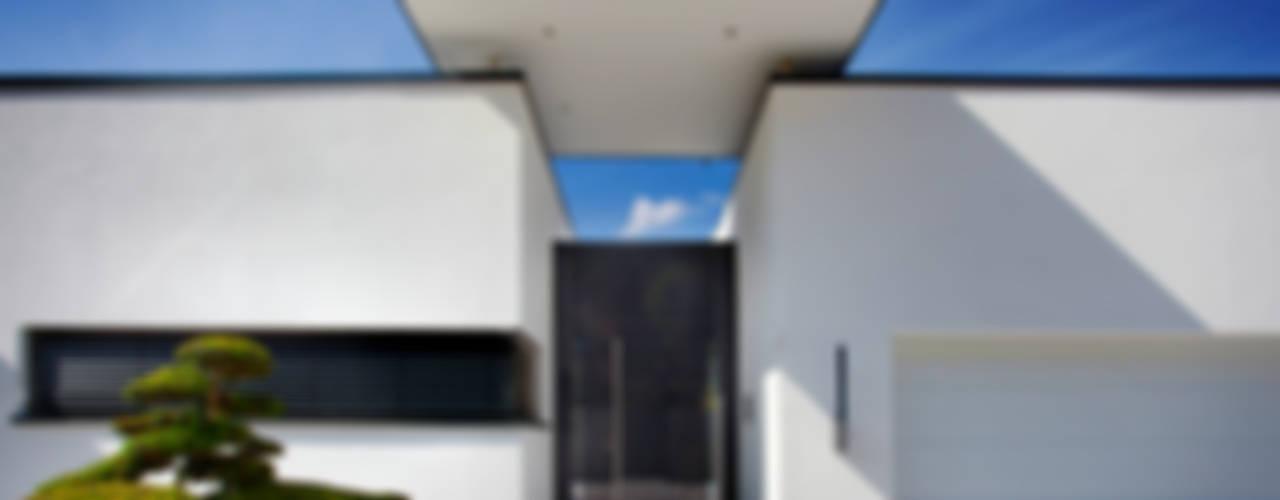 Huizen door Klaus Geyer Elektrotechnik,