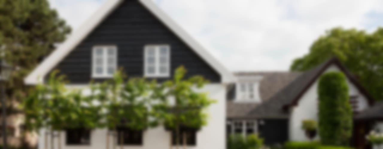 Wiejskie domy od Brand I BBA Architecten Wiejski