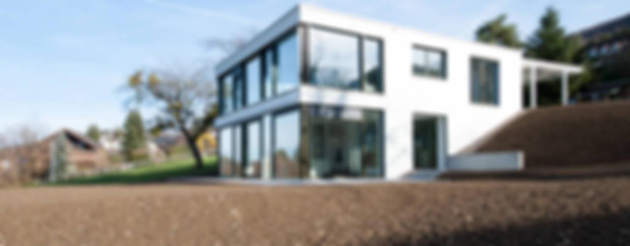 Moderne huizen van mmarch gmbh - Mader Marti Architektur ETH SIA Modern