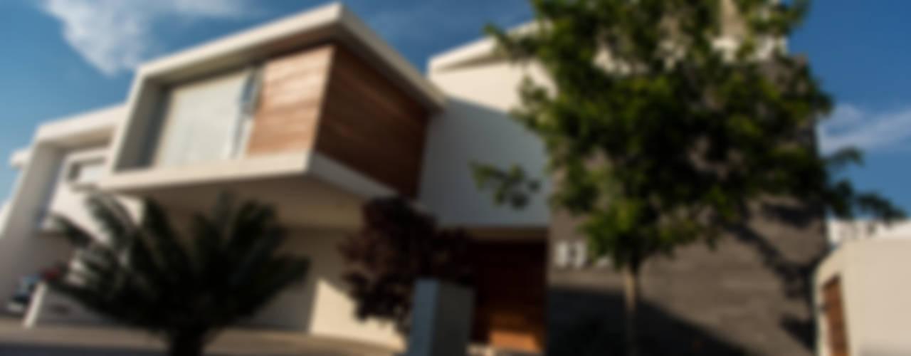 Casa Miranda Casas modernas de AParquitectos Moderno