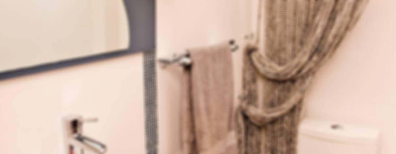 Şölen Üstüner İç mimarlık – Fatoş -Halil Kaan evi / Boğaz:  tarz Banyo