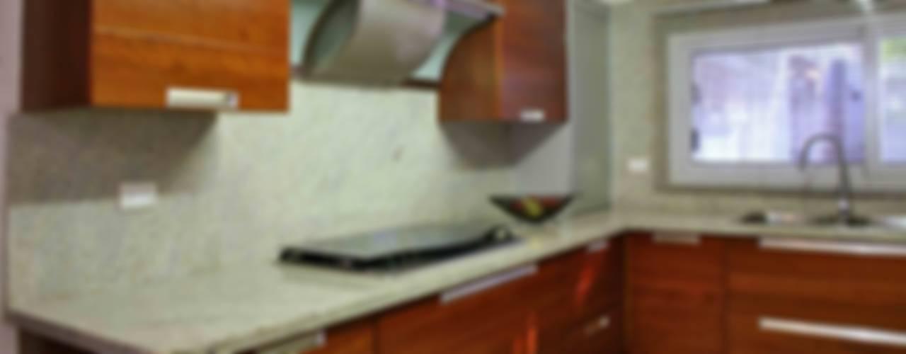 Cozinhas modernas por Objetos DAC Moderno
