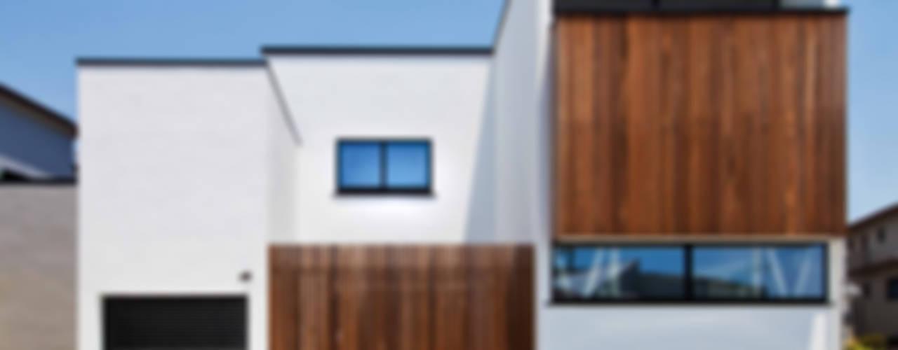 遊友建築工房의  주택