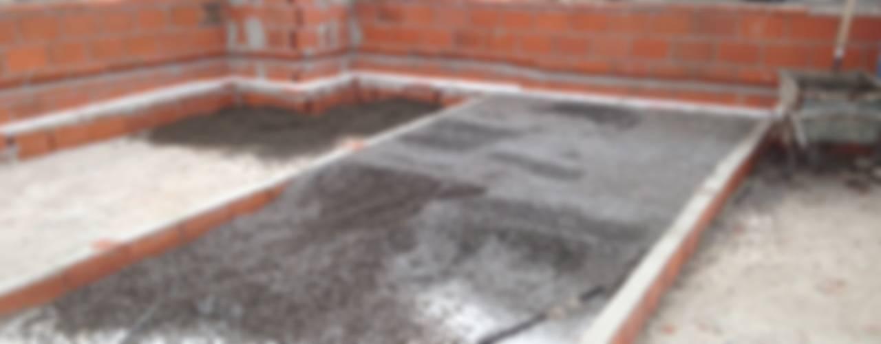 Terrazas de estilo  por FRAMASA CONSTRUCTORA DEL NOROESTE SLU