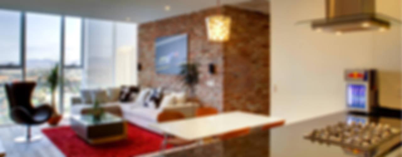 Livings modernos: Ideas, imágenes y decoración de RIMA Arquitectura Moderno