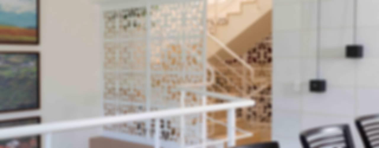 Vivienda 609 Comedores de estilo moderno de Objetos DAC Moderno