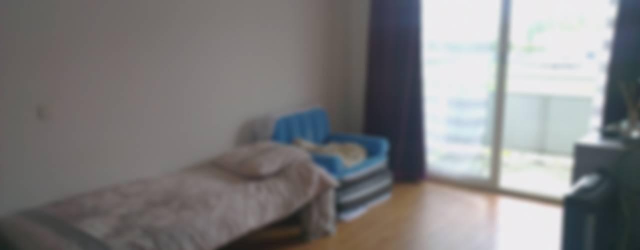 Moderne Wohnzimmer von MJ Intérieurs Modern