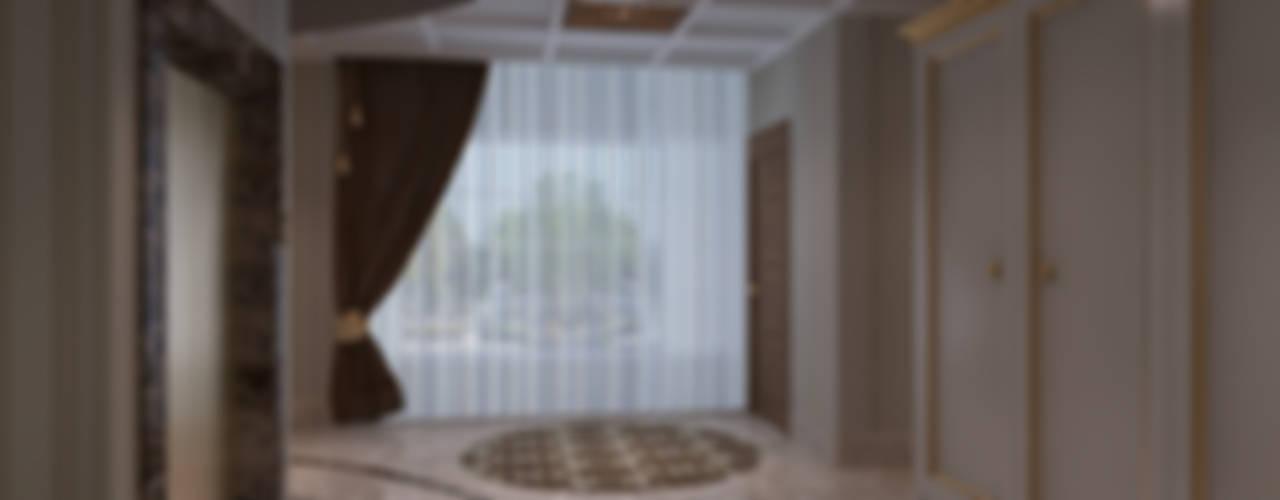 الممر والمدخل تنفيذ Mimoza Mimarlık,